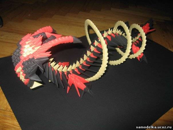 Схемы дракона.