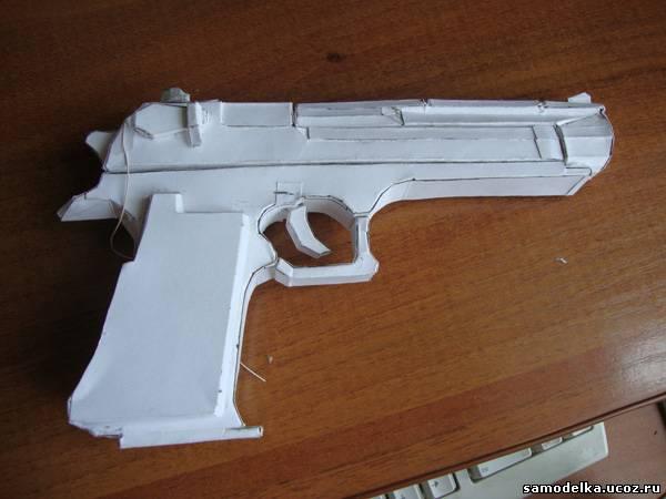 Там разные модели оружия,